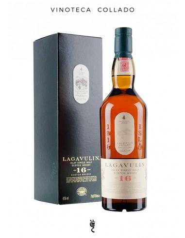 Whisky Lagavulin 16 Años