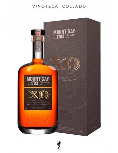 Ron Mount Gay XO