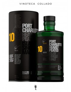 Whisky Port Charlotte 10 Años