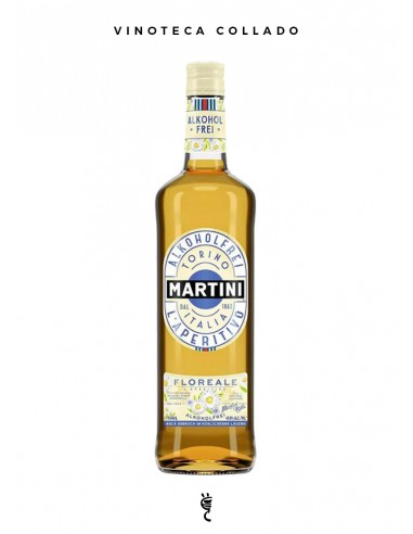 Martini Floreale Sin Alcohol