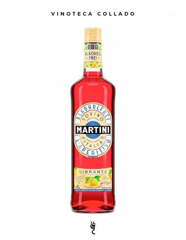Martini Vibrante Sin Alcohol