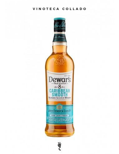 Whisky Dewar's 8 Años Caribbean Smooth