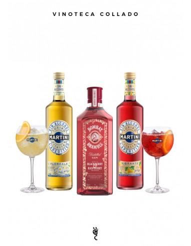 Bramble + Vibrante Sin Alcohol +...