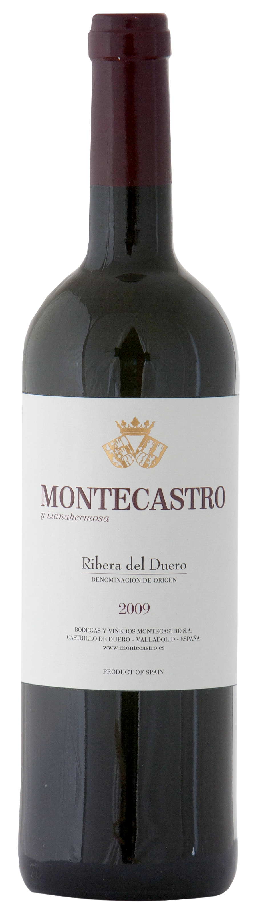Montecastro tinto 2009